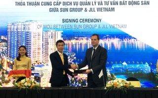 Kinh doanh - Căn hộ Sun Grand City Thuy Khue Residence sẽ do JLL vận hành