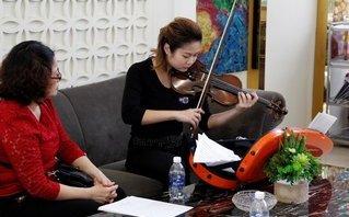 Giải trí - Anh tài hội tụ trong ngày tuyển chọn của Sun Symphony Orchestra