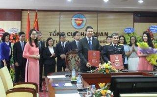 Kinh doanh - BIDV và Tổng cục Hải quan hợp tác triển khai dịch vụ nộp thuế hải quan điện tử 24/7