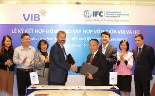 Cần biết - Tổ chức tài chính quốc tế cấp tín dụng 185 triệu USD cho VIB.