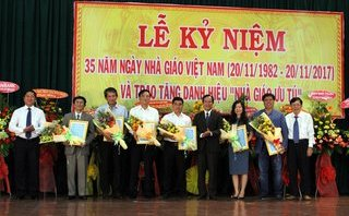 Giáo dục - Gelex hỗ trợ XD bếp ăn trường PT dân tộc nội trú PiNăng Tắc.