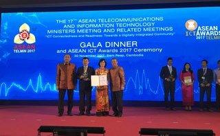 Tài chính - Ngân hàng - BIDV Payment đạt giải Bạc tại ASEAN ICT Awards 2017