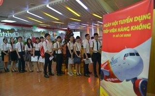 Kinh doanh - Cơ hội trở thành tiếp viên hàng không Vietjet