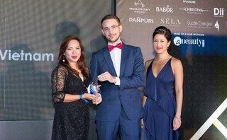 Bất động sản - Naman Retreat nhận liên tiếp 2 giải thưởng quốc tế lớn