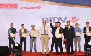 Tiêu dùng & Dư luận - Sản phẩm BIDV đạt giải thưởng Tin và Dùng 2017