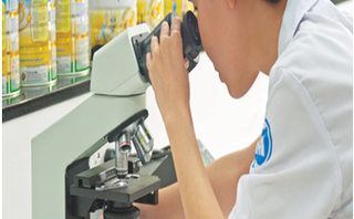 Xã hội - Vinamilk sản xuất sữa bột với thiết bị hiện đại hàng đầu châu Á