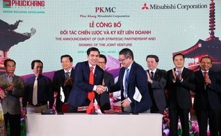 Truyền thông - Mitsubishi và Phúc Khang hợp lực phát triển công trình xanh