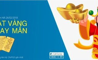Truyền thông - Lộc phát vàng – Ngàn may mắn cùng Eximbank