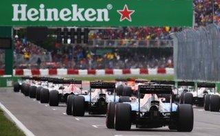 Truyền thông - Heineken mang giải đua xe Công thức 1 đến Việt Nam