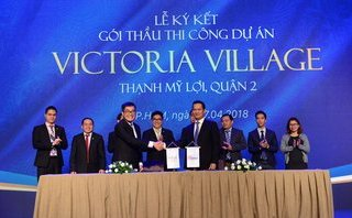 Bất động sản - Khách hàng bật mí đầu tư thành công tại phố Âu - Victoria Village