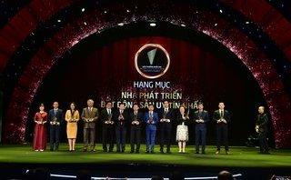 Truyền thông - Phúc Khang được tôn vinh tại Giải thưởng Quốc gia BĐS Việt Nam