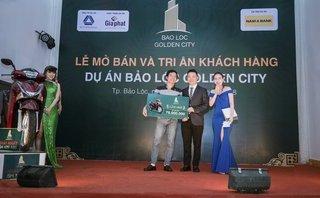 Truyền thông - Mở bán thành công 100% sản phẩm dự án Bảo Lộc Golden City