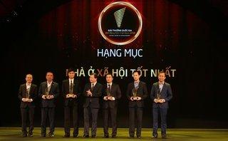 Bất động sản - KĐT Thanh Hà - Cienco5 Land - nhận giải 'Nhà ở xã hội tốt nhất'