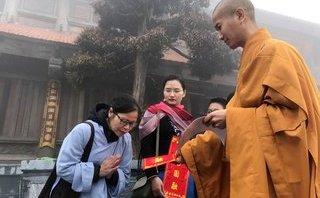 Tiêu dùng & Dư luận - Hành hương mùa Phật đản, quý Tăng Ni cả nước được miễn phí vé cáp treo Fansipan