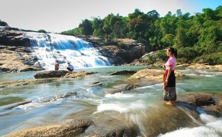 """Những điểm đến """"mát lạnh"""" ở vùng Gió Lào Nghệ An"""