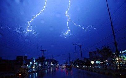 Tin nhanh - Dự báo thời tiết 24/5: Cả nước có mưa dông vào chiều tối và đêm