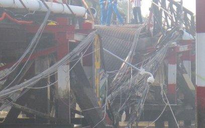 Xã hội - Sập cầu Long Kiển: Hàng loạt người dân chịu cảnh bị mất điện, thiếu nước