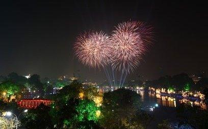 Xã hội - Hà Nội: Bắn pháo hoa bằng nguồn xã hội hóa tại 30 địa điểm