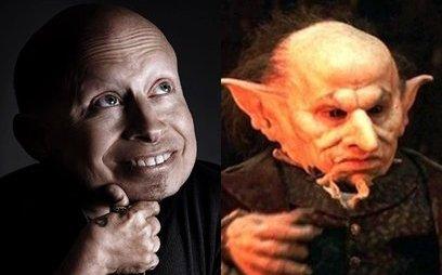 """Ngôi sao - """"Quỷ lùn"""" của phim  Harry Potter qua đời ở tuổi 49 vì ngộ độc rượu"""