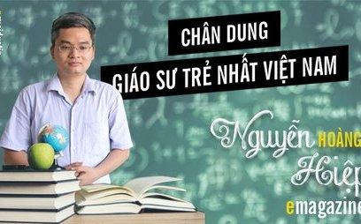Xã hội - Chân dung Giáo sư trẻ nhất Việt Nam