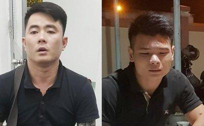 An ninh - Hình sự - Truy bắt hai thanh niên chạy Lexus, phát hiện chất nghi ma túy