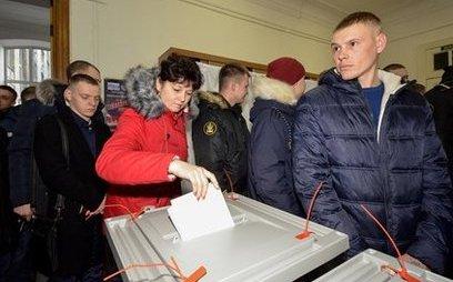 Tiêu điểm - Bầu cử Nga: Phần đông người dân Nga chỉ tin Tổng thống Putin