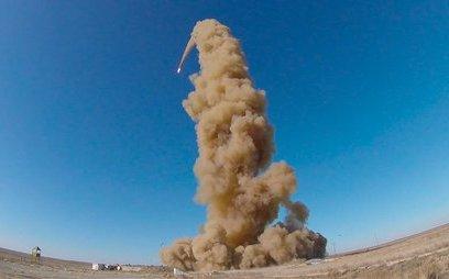Quân sự - [VIDEO] Nga thử thành công tên lửa chống tên lửa đạn đạo