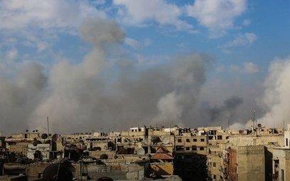 Quân sự - Quân Syria chặn đứng 'âm mưu' của Mỹ-Israel ở Đông Ghouta?