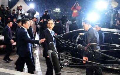 Tiêu điểm - Công tố Hàn Quốc đề nghị bắt giữ cựu Tổng thống Lee Myung Bak