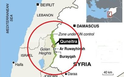 """Quân sự - Tiết lộ vùng đất duy nhất ở Syria còn """"vẹn nguyên"""" giữa mưa bom bão đạn"""