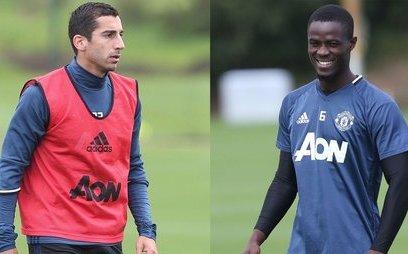 Bóng đá Quốc tế - Mourinho tiết lộ lý do cả Bailly và Mkhitaryan vắng mặt