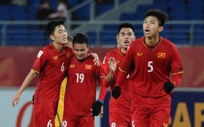 Bóng đá Việt Nam - Xuân Trường, Quang Hải nói về trận gặp U23 Syria