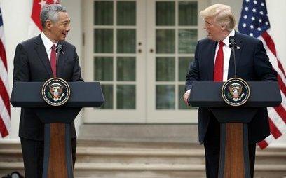 Tiêu điểm - Thủ tướng Lý Hiển Long kêu gọi Mỹ  xây dựng quan hệ tốt đẹp với Trung Quốc