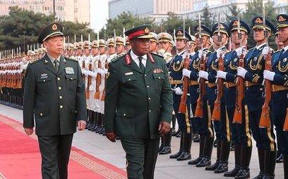 Tiêu điểm - Trung Quốc vô tình rơi vào thế khó trong cuộc khủng hoảng Zimbabwe