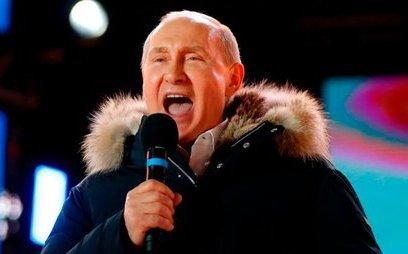 Tiêu điểm - Ông Putin nói gì khi được hỏi có tiếp tục tranh cử Tổng thống vào năm 2030?