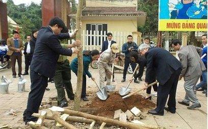 Cuộc sống xanh - Sơn La: Trồng 1 triệu cây phân tán trong năm 2018
