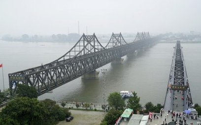 Tiêu điểm - Lý do cây cầu nối Trung Quốc và Triều Tiên bất ngờ đóng cửa