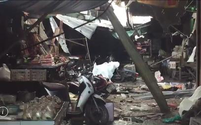 Tiêu điểm - Thái Lan: Đánh bom xe giữa chợ, 21 người thương vong