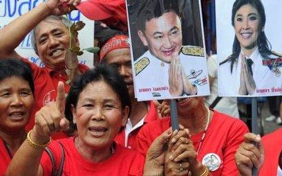 Tiêu điểm - Thái Lan bất ngờ lên tiếng về sự xuất hiện ở châu Á của ông Thaksin và bà Yingluck