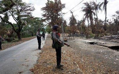 Tiêu điểm - Myanmar: Nổ bom tại khu nhà một quan chức cấp cao