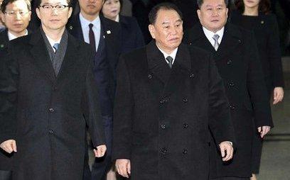 Tiêu điểm - Giải mã thông điệp trong phái đoàn Triều Tiên sang Hàn Quốc dự bế mạc Olympic