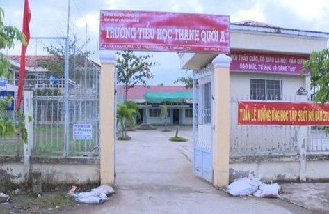Tin nhanh - Khắc phục vụ sập ốp trần trường học làm nhiều học sinh bị thương