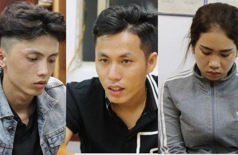 An ninh - Hình sự - Trên đường đi tiêu thụ ma túy, nhóm thanh niên bị công an bắt giữ