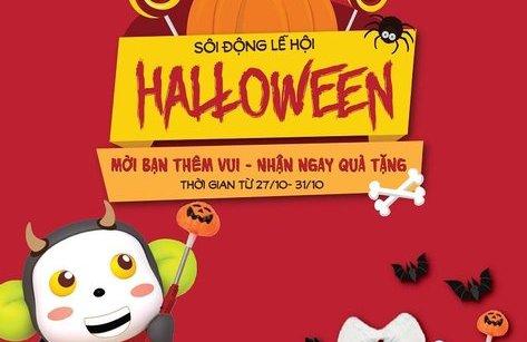 Công nghệ - Sôi động lễ hội Halloween cùng Apax English