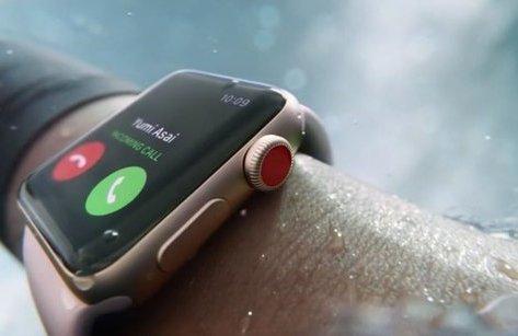 Công nghệ - eSIM khiến Apple Watch Series 3 bị ngắt kết nối LTE ở Trung Quốc