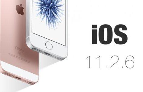 Thủ thuật - Tiện ích - Người dùng cần cập nhật iOS 11.2.6 gấp để tránh lỗi bị treo máy