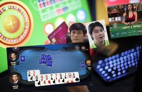 Cuộc sống số - Vụ đường dây cờ bạc nghìn tỷ  Rikvip: Thẻ cào có là kẻ tiếp tay?