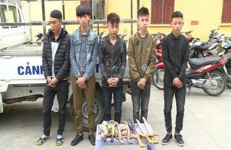 An ninh - Hình sự - Ổ nhóm nghiện ma túy chuyên trộm cắp tại đình chùa 'sa lưới'