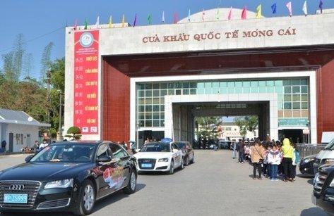 Kinh doanh - Cho phép thí điểm xe ô tô du lịch tự lái Trung Quốc vào Hạ Long