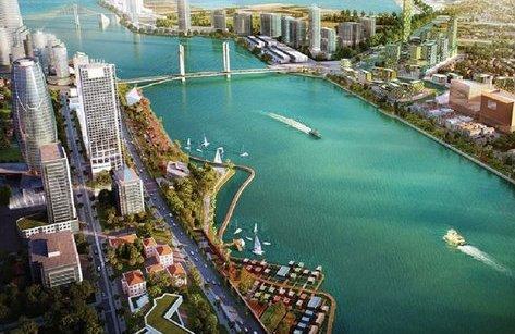 Đầu tư - Đà Nẵng: Hé lộ dự án 2.000 tỷ đồng bên sông Hàn